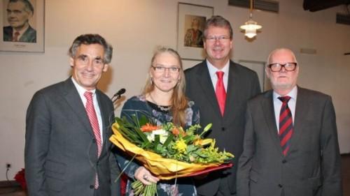 1_25032013 Walter-Damm-Preis SPD-Kreisverband ehrt Heide Jacobs-Lankau vom Elmshorner Hospizverein lebenszeit